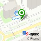 Местоположение компании Модная Пуговка
