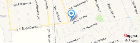 Сытый папа на карте Авдеевки