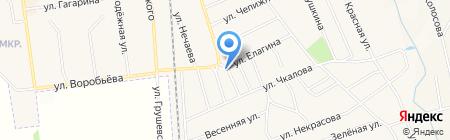Юленька на карте Авдеевки