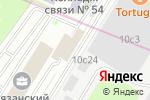 Схема проезда до компании Неон Сити в Москве
