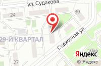 Схема проезда до компании Джанни Конти в Москве