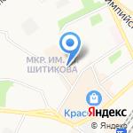 Интернет-магазин чая на карте Мытищ