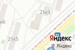 Схема проезда до компании У Палыча в Москве