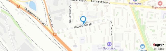 Мастеровая улица
