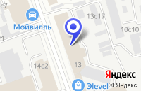 Схема проезда до компании МЕБЕЛЬНАЯ ФАБРИКА ЯНТАРЬ в Москве