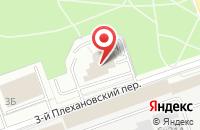 Схема проезда до компании Импульс - Проект в Москве