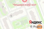 Схема проезда до компании StrategShop в Домодедово