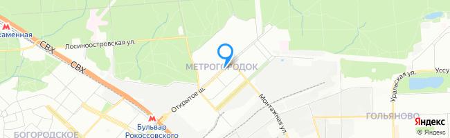 район Метрогородок