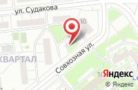 Схема проезда до компании Korrad-Сервис в Ильинке