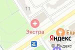 Схема проезда до компании Ратоборец в Москве