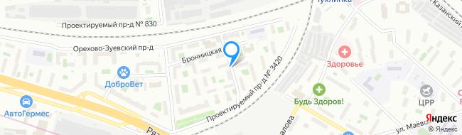 Чистопольская улица
