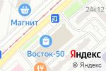 Схема проезда до компании Неженка в Москве