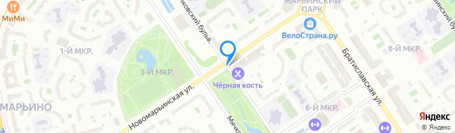 Мячковский бульвар