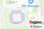 Схема проезда до компании Средняя общеобразовательная школа №985 в Москве