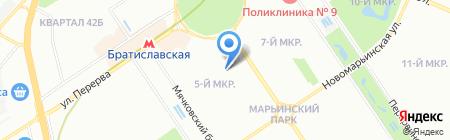 Rich Tailor на карте Москвы