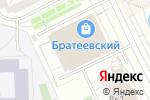 Схема проезда до компании PLENKI.NET в Москве