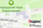 Схема проезда до компании 26 КАДР в Москве