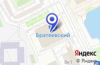 Схема проезда до компании ПТФ ВЕРСАЛЬ в Москве