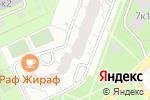 Схема проезда до компании Окский Стоматологический Центр в Москве