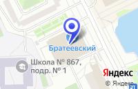 Схема проезда до компании МАГАЗИН БЫТОВОЙ ТЕХНИКИ ТЕХНОПОЛИС в Москве