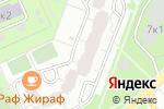 Схема проезда до компании VIVA Italia в Москве