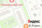 Схема проезда до компании Багетная мастерская в Домодедово
