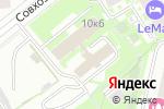 Схема проезда до компании Гильдия Регистраторов в Москве