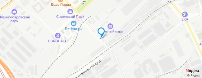 Тагильская улица