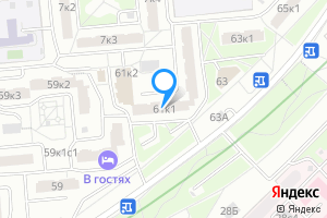 Сдается комната в Москве Ореховый б-р, 61к1