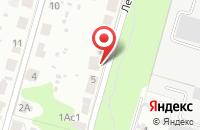 Схема проезда до компании Логопарк Ру в Домодедово