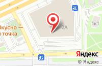 Схема проезда до компании Ассоциация Производителей Керамических Материалов в Москве