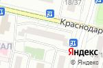 Схема проезда до компании Beauty Time в Москве