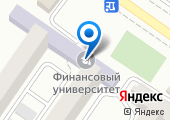 Финансовый университет при Правительстве РФ на карте