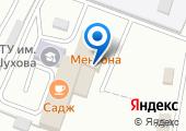 Белгородский государственный технологический университет им. В.Г. Шухова на карте