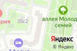 Схема проезда до компании 2Gadgets.ru в Москве