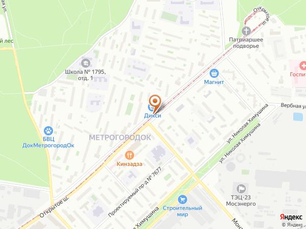 Остановка «Монтажная ул.», Открытое шоссе (3923) (Москва)