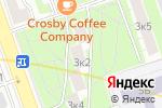 Схема проезда до компании ОДС в Москве
