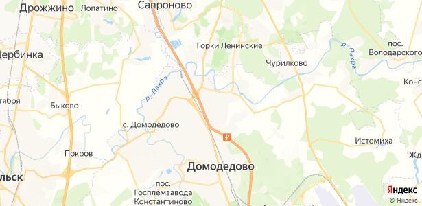 Ям на карте