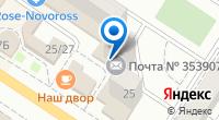 Компания Банк Москвы на карте