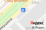Схема проезда до компании Моспромжелезобетон в Москве