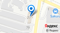 Компания Гаражно-строительный кооператив №6, ПК на карте