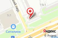 Схема проезда до компании Pemcпeцctpoй-Xxi в Москве