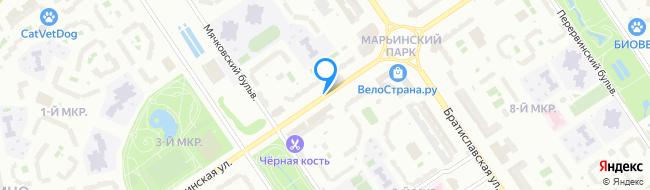 Новомарьинская улица