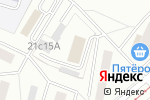 Схема проезда до компании Отдел МВД России по району Метрогородок г. Москвы в Москве