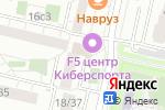Схема проезда до компании Клиника доктора Красниковой в Москве