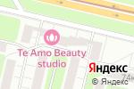 Схема проезда до компании Нотариус Молтянинова Н.Л. в Москве