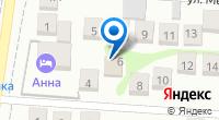 Компания Содействие на карте