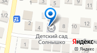 Компания Солнышко на карте