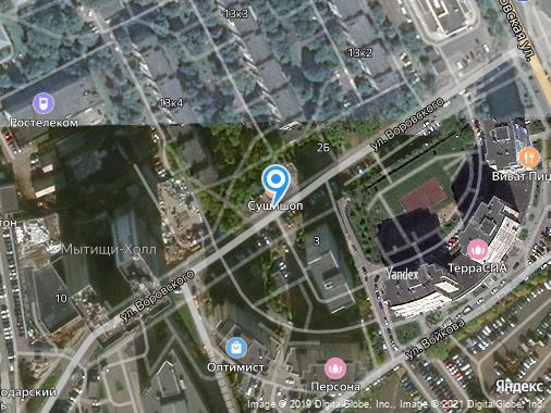 Сдается 2-комнатная квартира, 60 м², Мытищи, улица Воровского, 5