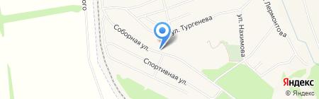 Продуктовый магазин на карте Авдеевки